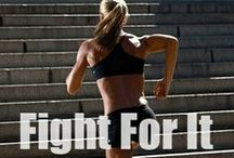 Exercise & Motivation / by Soezyy