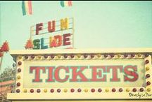 Carnivals, Fairs, Festivals & Rides / by Jan Abramczyk Nowacki
