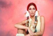 Cher / by Jan Abramczyk Nowacki