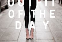 Outfit of the Day {OOTD}  / by Heather Brownley