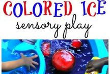 Sensory Play / by Shellie Person