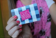 Bath & body works! / Every girl needs some Bath & Body in their livesss ❤ / by Sierra ღ Smith