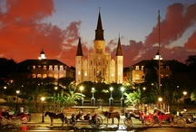 New Orleans / by Tammy Kuba