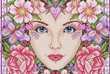 CrossStitch patterns / by Michelle Judd Lowell