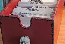 Organization / by Kim Allen