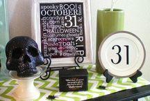 Halloween & Fall Ideas / by Kim Allen