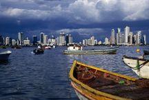 Panamá ayer y hoy / by Bri Allard