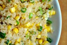 Recipes - Quinoa / by Diane Anthony