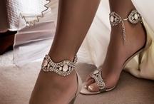 fancy feet / by Tina Simon