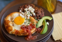 Breakfast . . . for Dinner! / by craftyagentmom