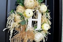 Put a Wreath On it! / by craftyagentmom
