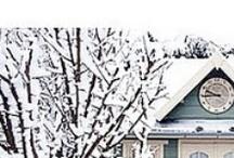 : : Walking in a Winter Wonderland : : / by Texas Farmhouse