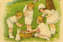 : : Hippity Hoppity Easter : : / by Texas Farmhouse