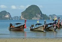 Thailand - Krabi / by Michel B