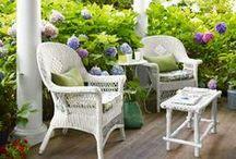: : Porches, Patios, Gardens : : / by Texas Farmhouse