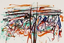Joan Mitchell / by Contemporary Cloth Inc.