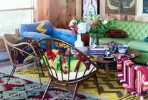 colorful home / by Jessica Whitehead