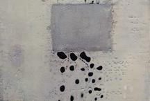 art - encaustic / by Contemporary Cloth Inc.