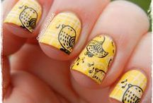Nails - Polishes & Designs / by Veronica