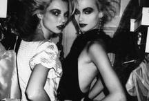Black celebration fashion lust ✝✝✝ / Glamgoth and Glamgoddess. / by Fabiola Urdiain