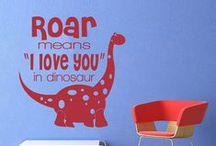 Dinosaur Theme Room / by Kidfolio