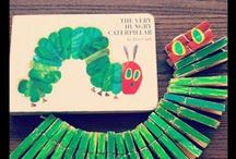 The Very Hungry Caterpillar / Craft, cooking, decor, bedding, toys, education resources - anything Hungry Caterpillar related.  / by Kidfolio