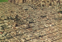 Ciudades  del mundo / Hoy la ciudad es reclutada en el campo. Dios creo el campo y el hombre la ciudad. Vivimos en un mundo de ciudades, creamos ciudades, ampliamos ciudades e infraestructuras, visitamos ciudades, conectamos ciudades, trabajamos en ciudades, conocemos ciudades,.... amamos ciudades.  / by Enrique Rayon