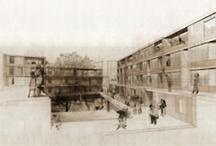Presentaciones arquitectonicas / by Enrique Rayon