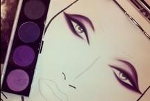 Makeup charts. / by Fabiola Urdiain
