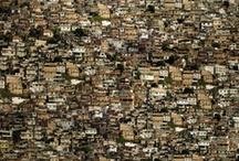 Ciudades Dormitorio / Imagenes de ciudades residenciales periféricas, carentes de servicios, insostenibles medioambientalmente y resultado de un modelo economico desarrollista, obsoleto y precario. / by Enrique Rayon