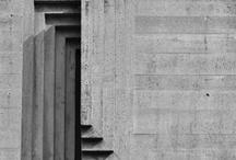 Hormigón / Materiales. Uso del Hormigón como material de fachada en edificación. / by Enrique Rayon