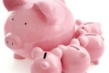 Family Budgeting Tips / Money saving hints and tips for families.   / by Kidfolio