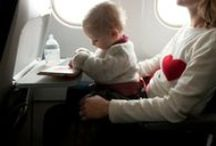 Travelling with Kids  / Tips and tricks to help make travelling with kids the 'holiday' you were after, not just a disaster so you wish you stayed at home!  / by Kidfolio