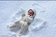 Snow Fun / Fun things to do with kids in the snow.  / by Kidfolio