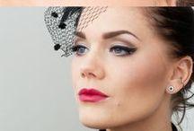 Linda Hallberg / One of my favorites makeup artist / by Fabiola Urdiain