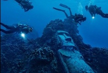 Scuba!!  and snorkel too... / Exploring the magical underwater world...  / by Lynda Ducharme