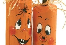*Autumn/ Halloween /Thanksgiving ideas* / by Arla Wildeboer-Stuefen