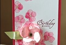 stampin up Birthday stamp sets and card ideas / by Stampin up with Darci