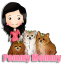 Where Mommies of the Pomeranian Dog Breed can gather, socialize and find tips on Treats, Toys and Pomeranian Parenting
