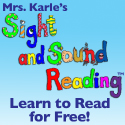Mrs. Karle's Sight and Sound Reading