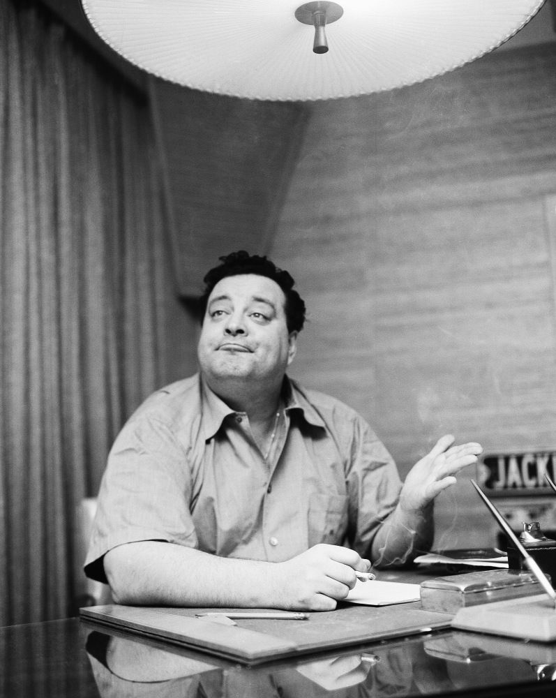 Jackie Gleason | Famous New Yorkers | Pinterest
