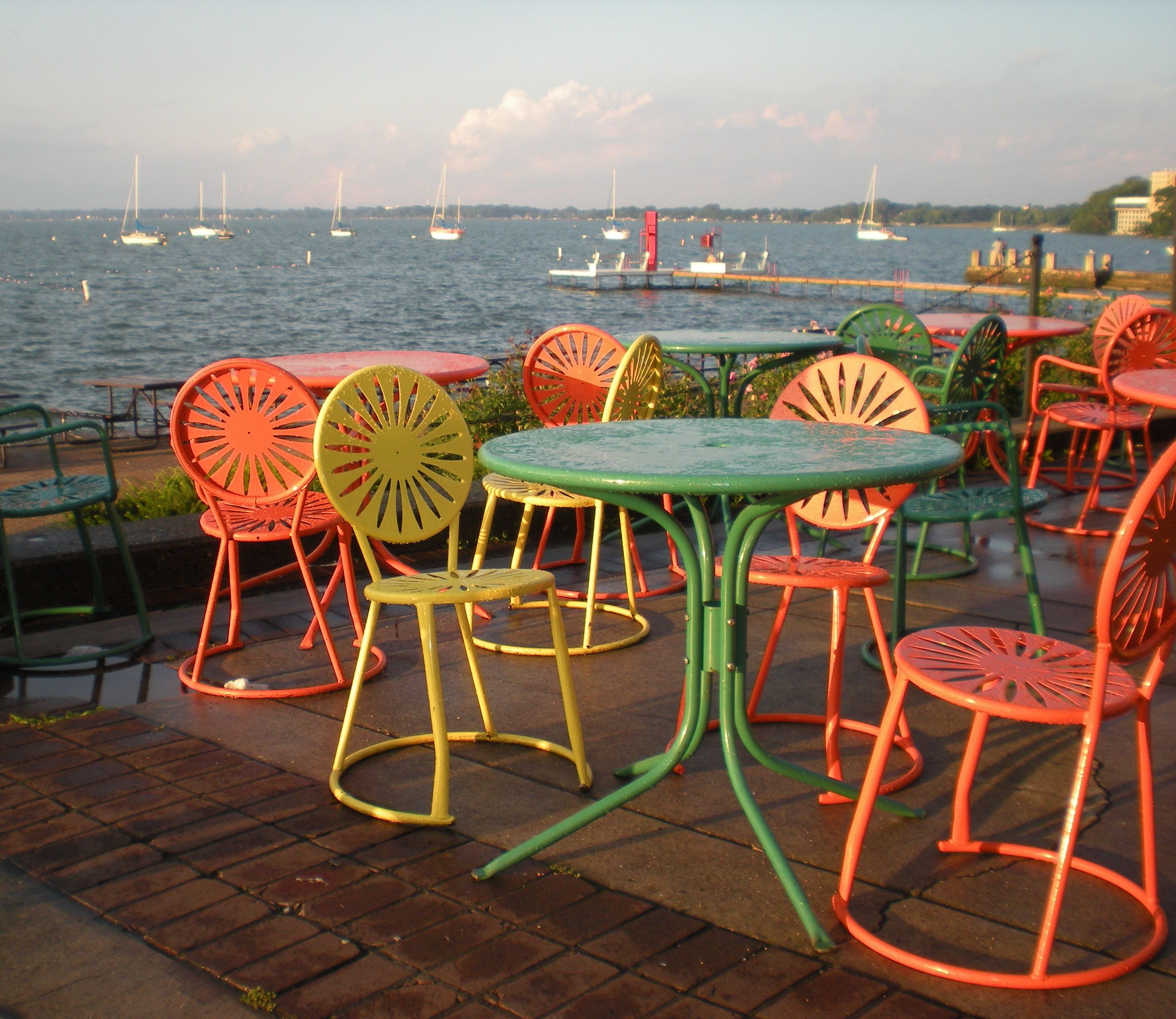 uw madison memorial union terrace minnesota wisconsin