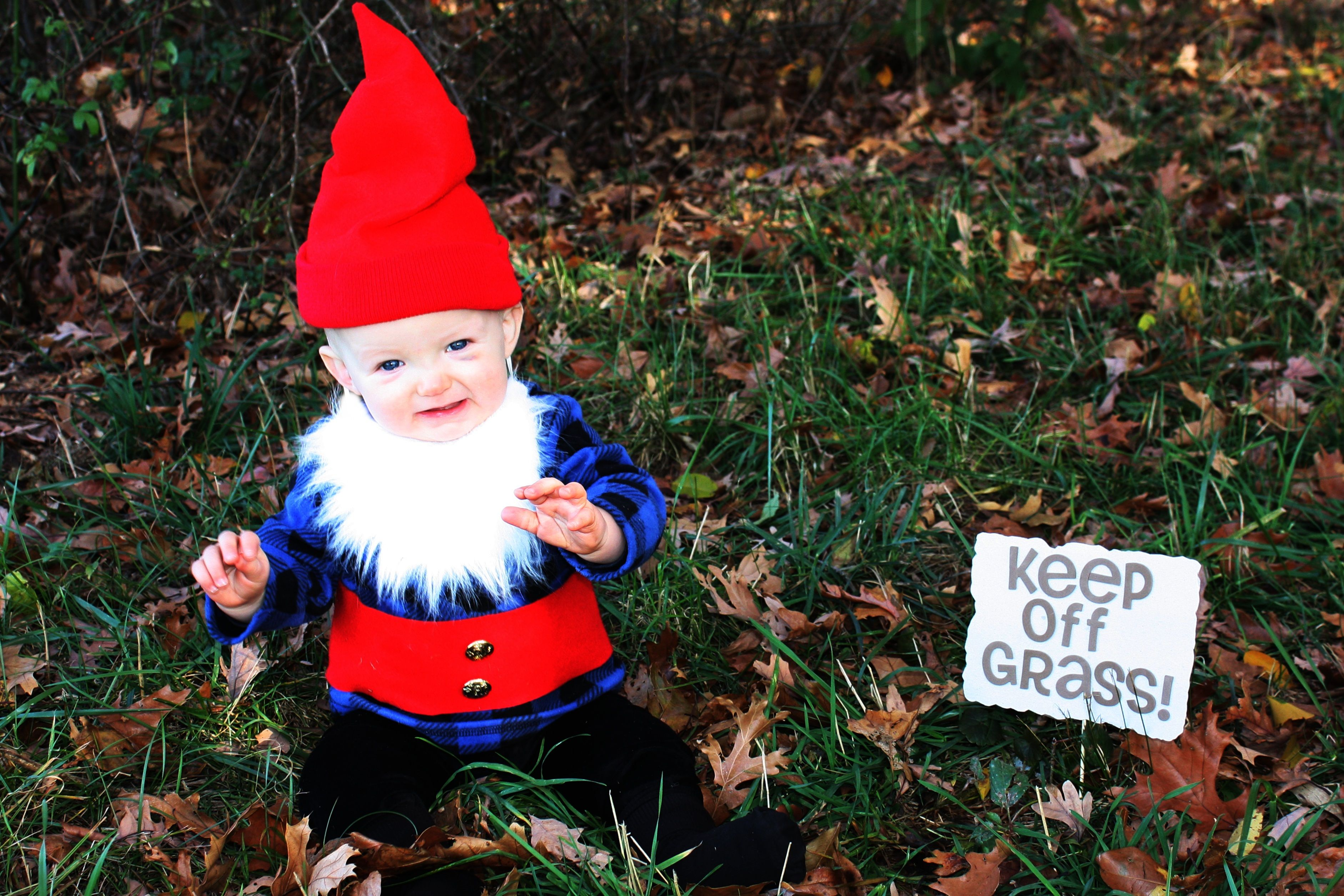 DIY Garden Gnome Costume — Crafthubs