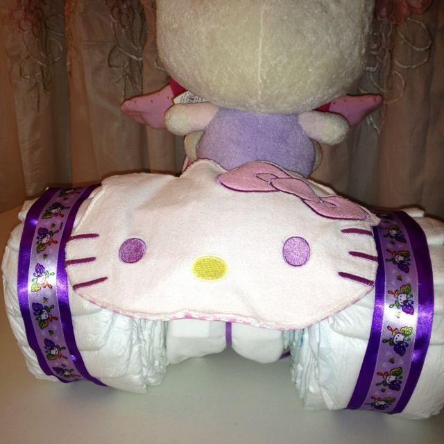 diaper cake baby shower ideas pinterest