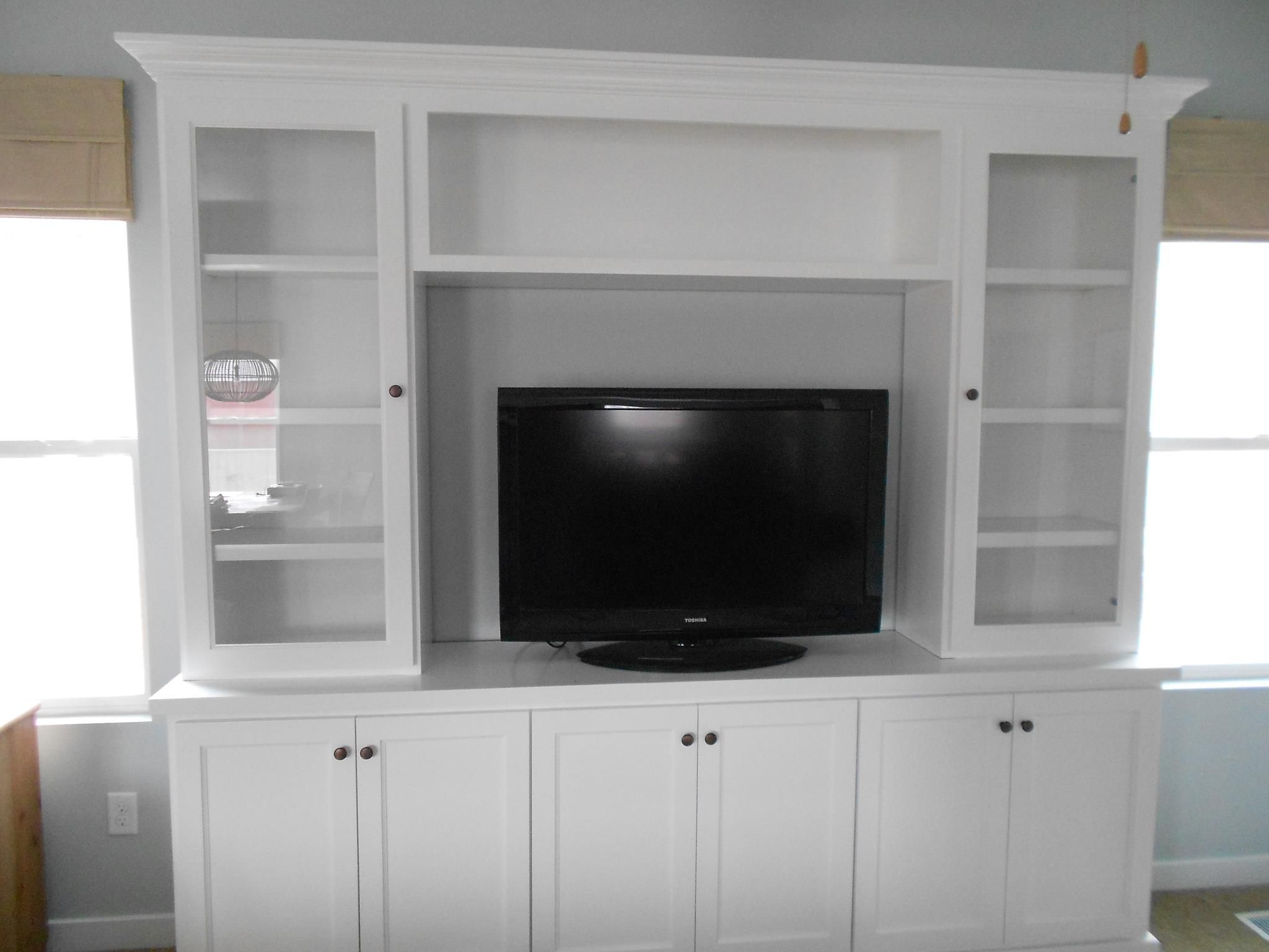Daybreak White Entertainment Center Homeland Pinterest