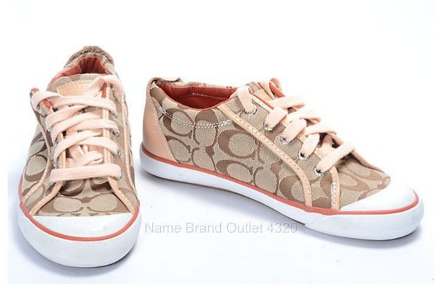Baby Coach Shoes