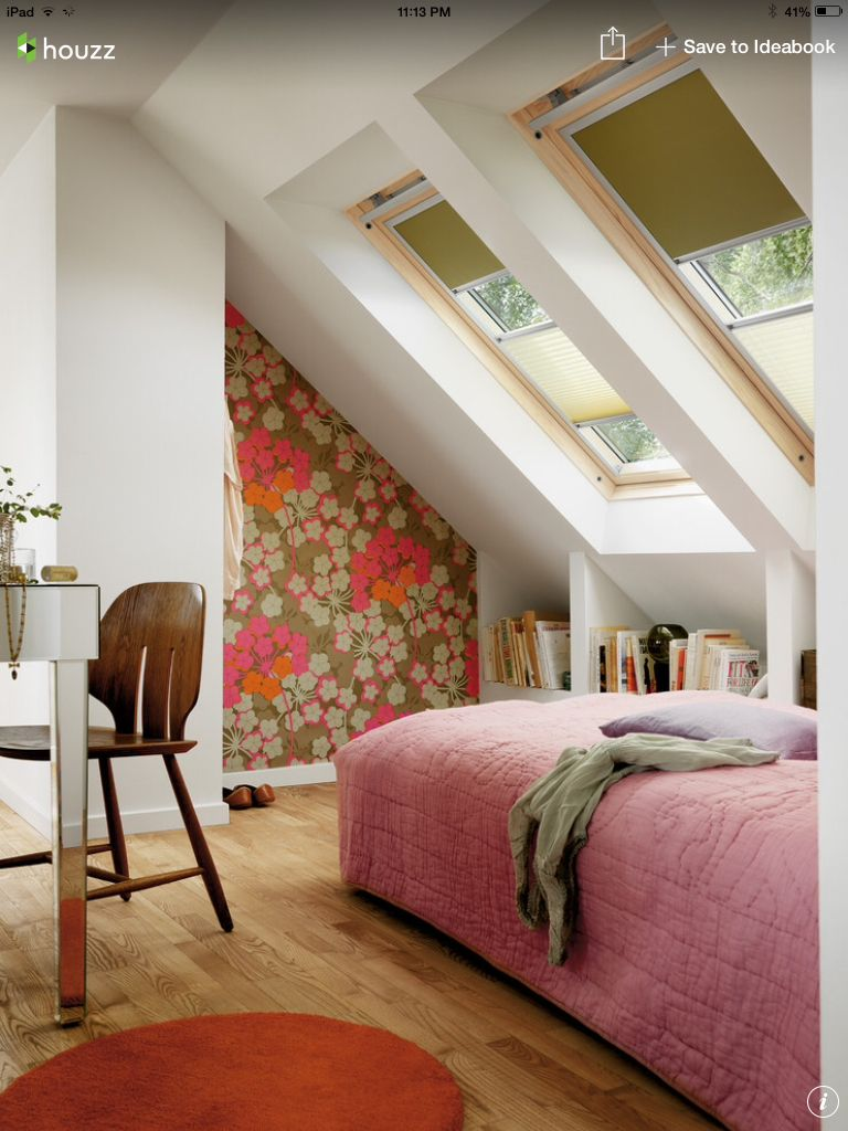 sloped ceiling bedroom clever and charming home inspirations pin