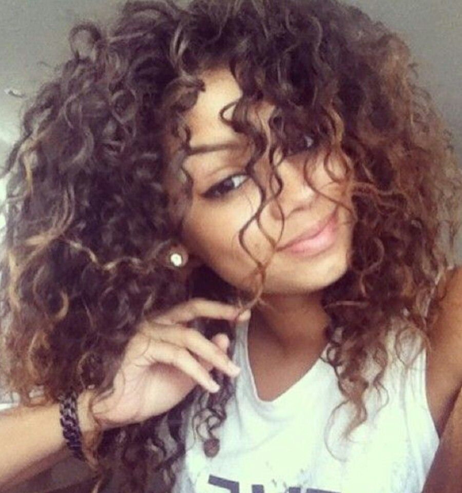 mixed girls with curly light brown hair mixed girls with