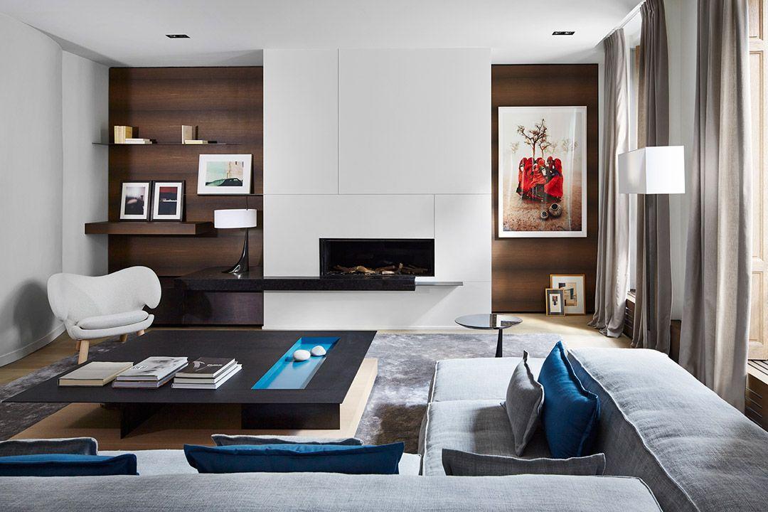 Soggiorni Moderni Di Design. Simple Arredamento Casa Moderna Di ...