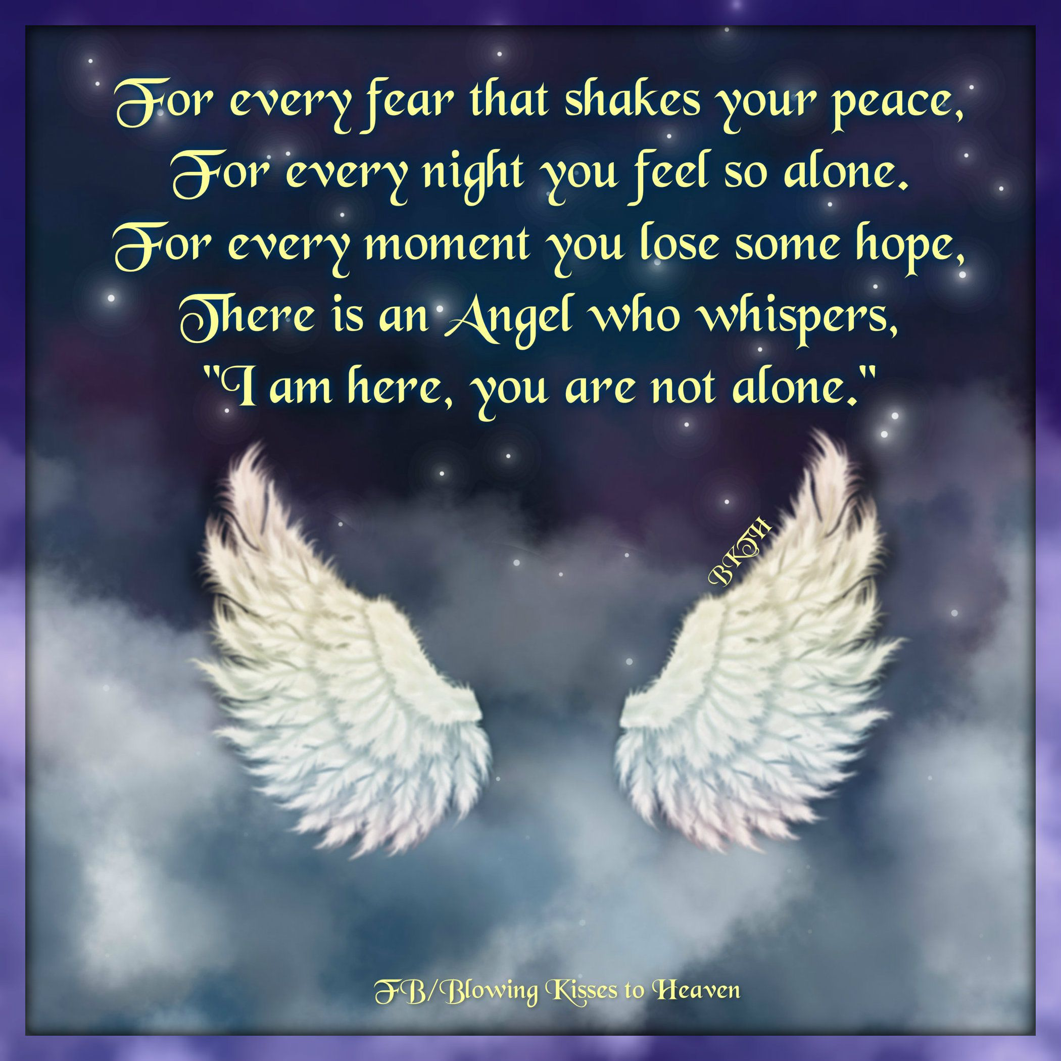 Angel Poems And Quotes Quotesgram